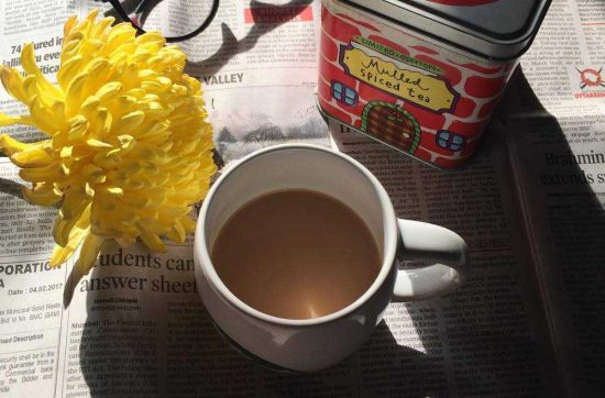 10 English words to describe your favourite cup of tea stylishly